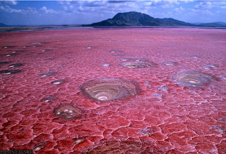Luoghi surreali: Lake Natron Tanzania