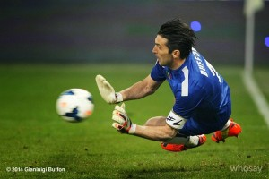 Le 10 più strepitose parate di Buffon! Un video incredibile!