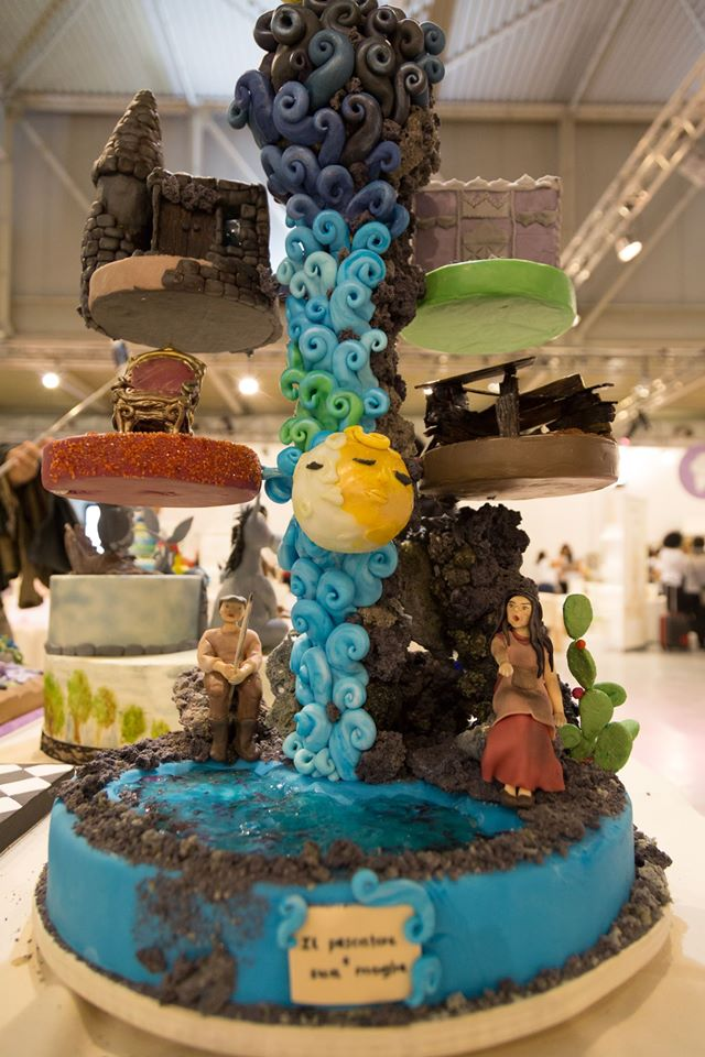 Cake Design una torta incredibile dal tema fantasioso
