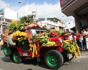 Yipao, l'incredibile e coloratissima festa delle Jeep in Colombia!