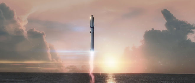 dragon di SpaceX