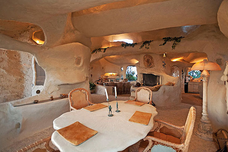 Case incredibili: la casa dei Flintstones