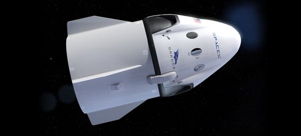 space x dragon