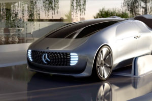 Auto del Futuro: Mercedes F015 Luxury In Motion